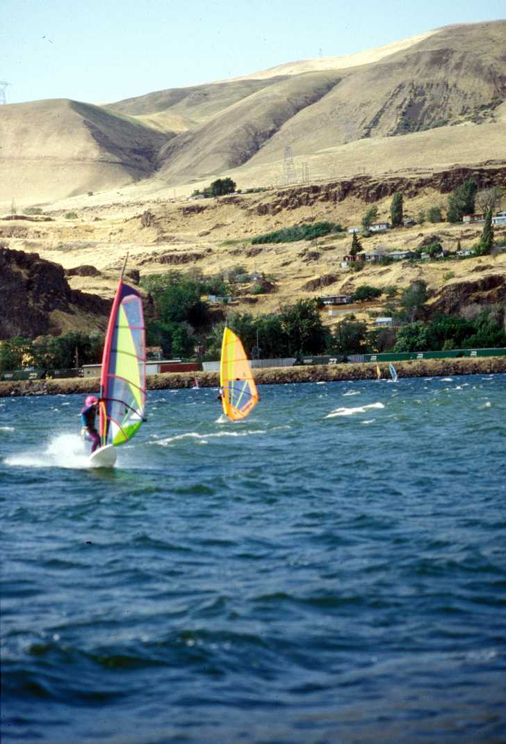 Windsurfing & Kiteboarding