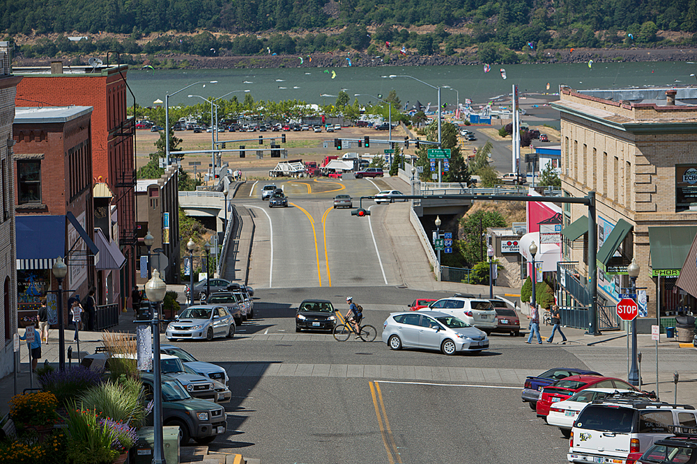 Downtown Hood River-Attractions
