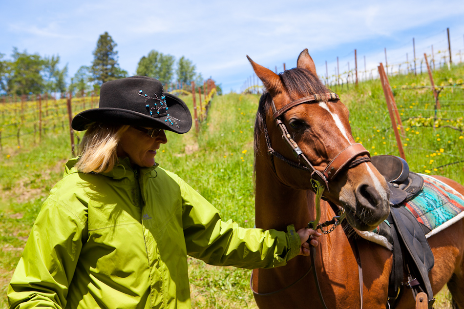 Horseback Riding/Doube Mt Ranch-Attraction