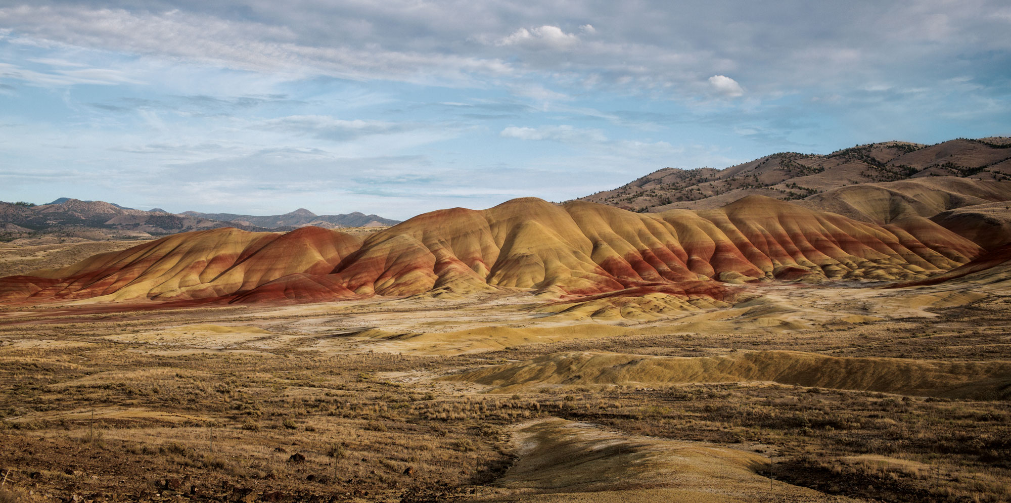 Painted Hills by Chantal Anderson