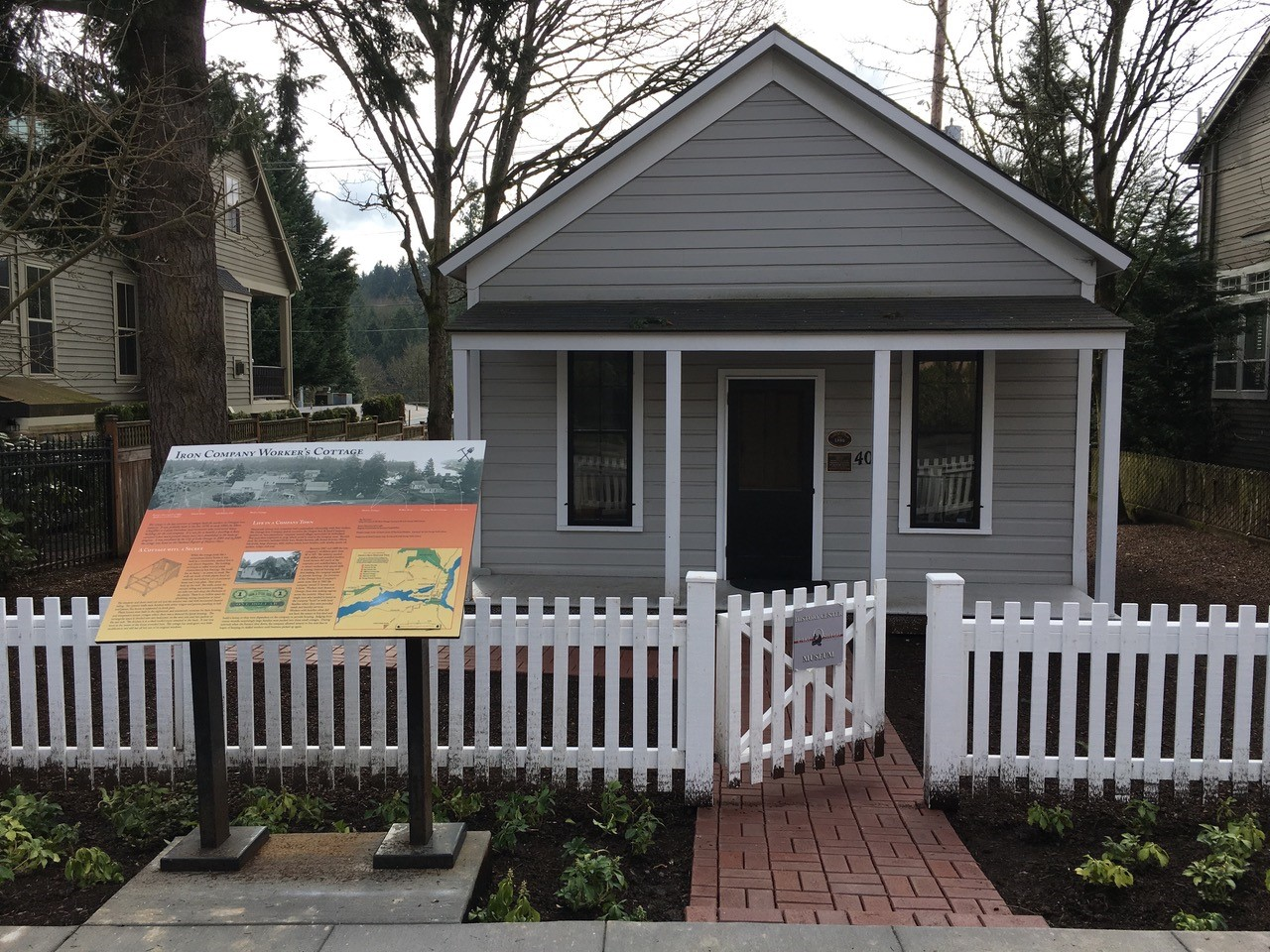Lake Oswego Preservation Society History Center & Museum