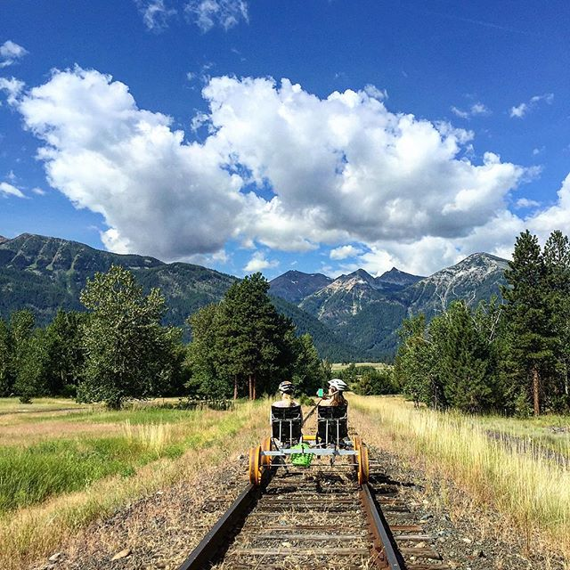 Joseph Branch Railriders