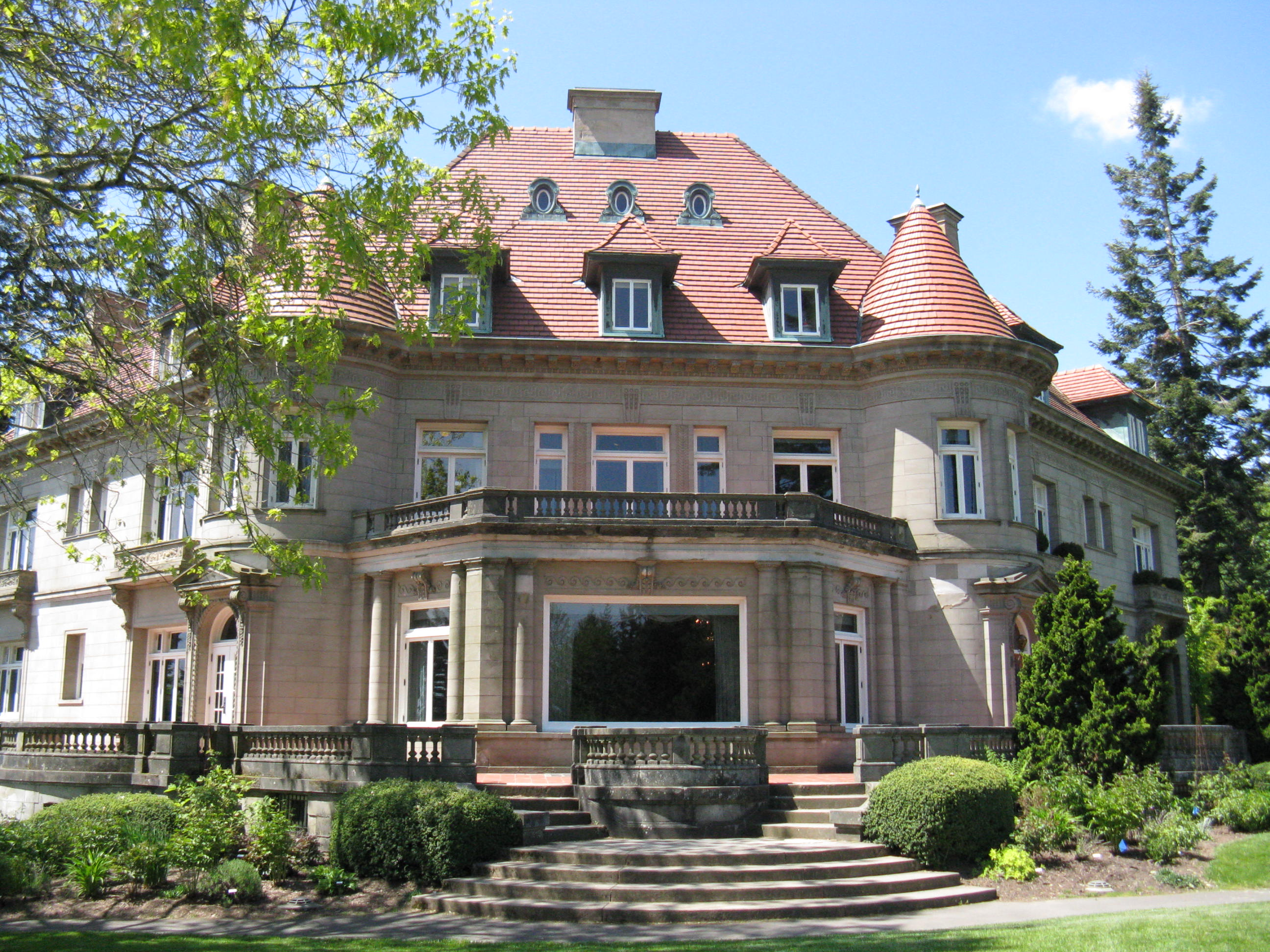 Pittock Mansion 09.14.2012