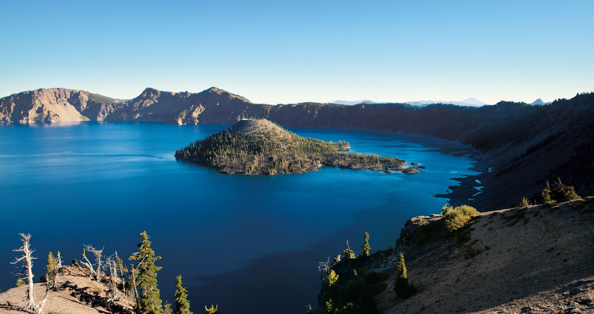 Crater Lake by Chantal Anderson