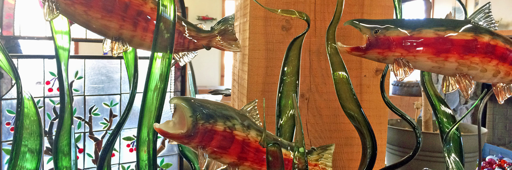 Nichols Art Glass