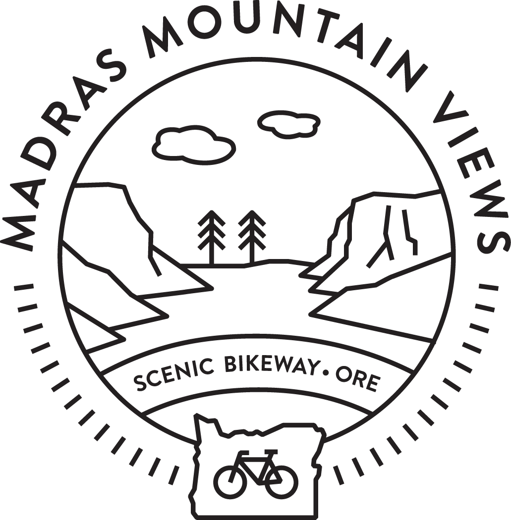 Madras Mountain Views Scenic Bikeway