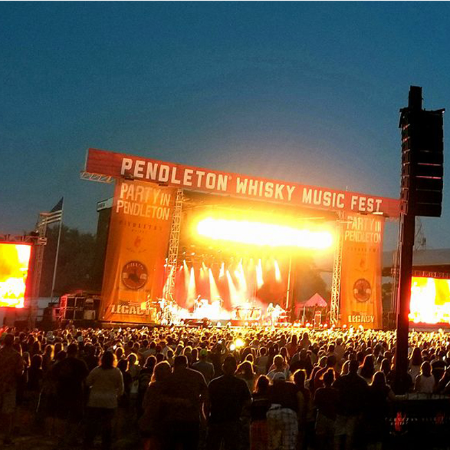 Pendleton Whisky Music Fest