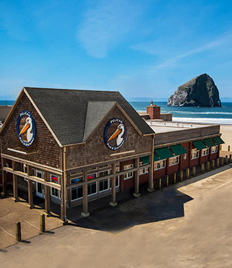 Pelican Brewing Company in Pacific City