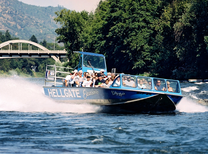 Image Courtesy of Hellgate Jetboat Excursions