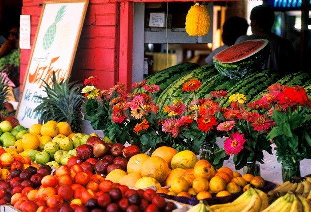 Eastern Oregon produce