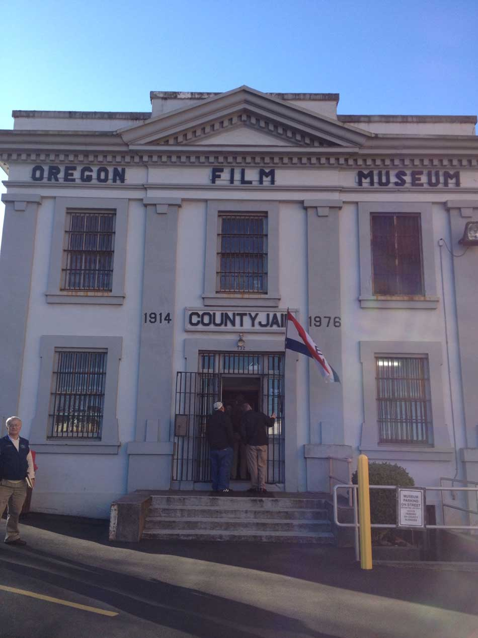Ode to movies filmed in Oregon