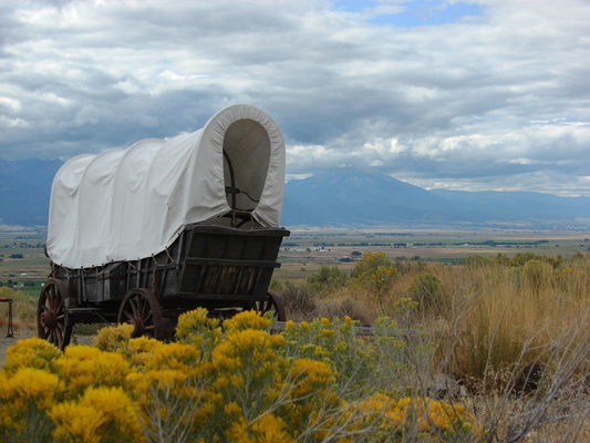 National Historic Oregon Trail Interpretive Center