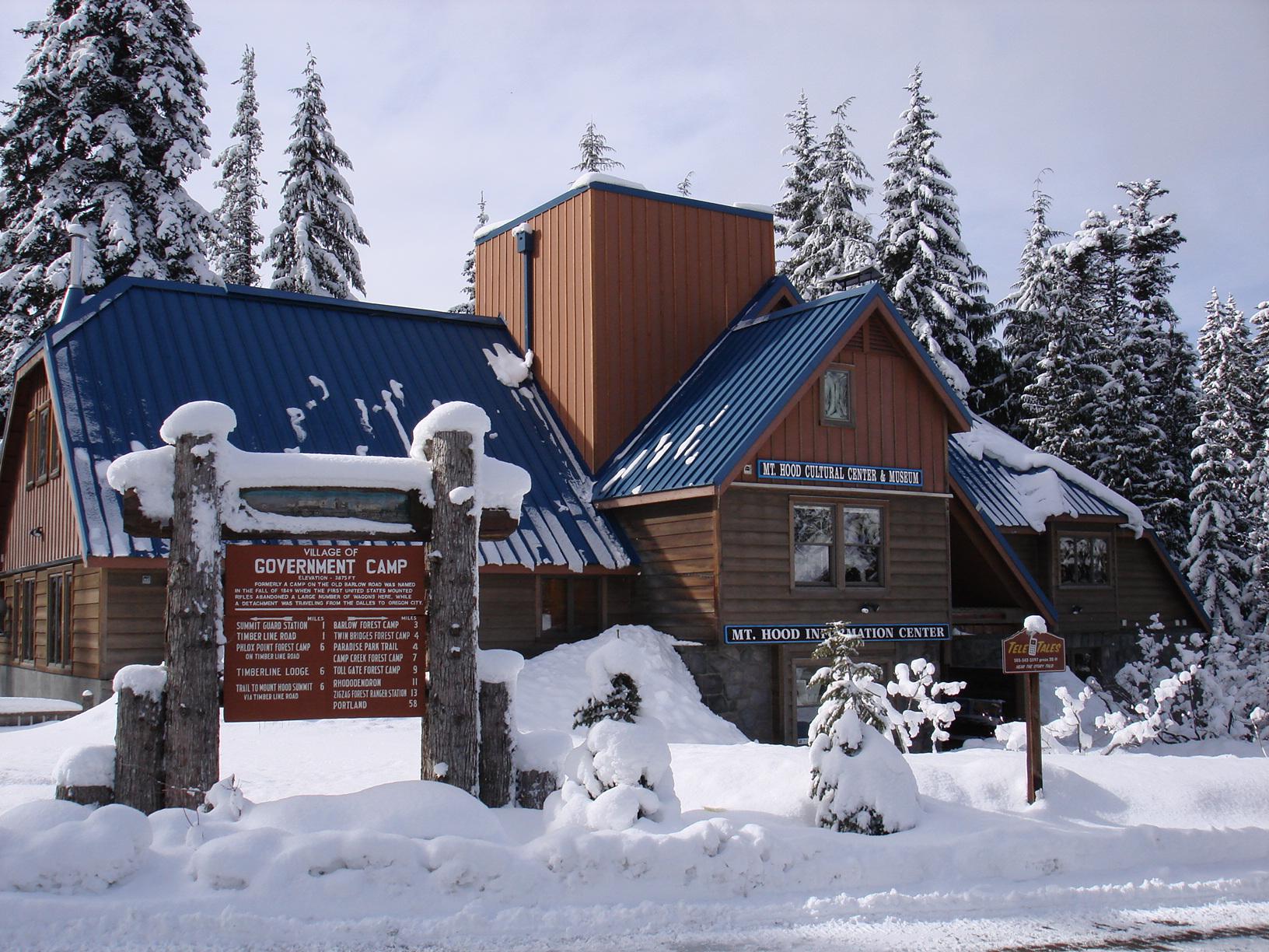 Mt Hood Cultural Center & Museum