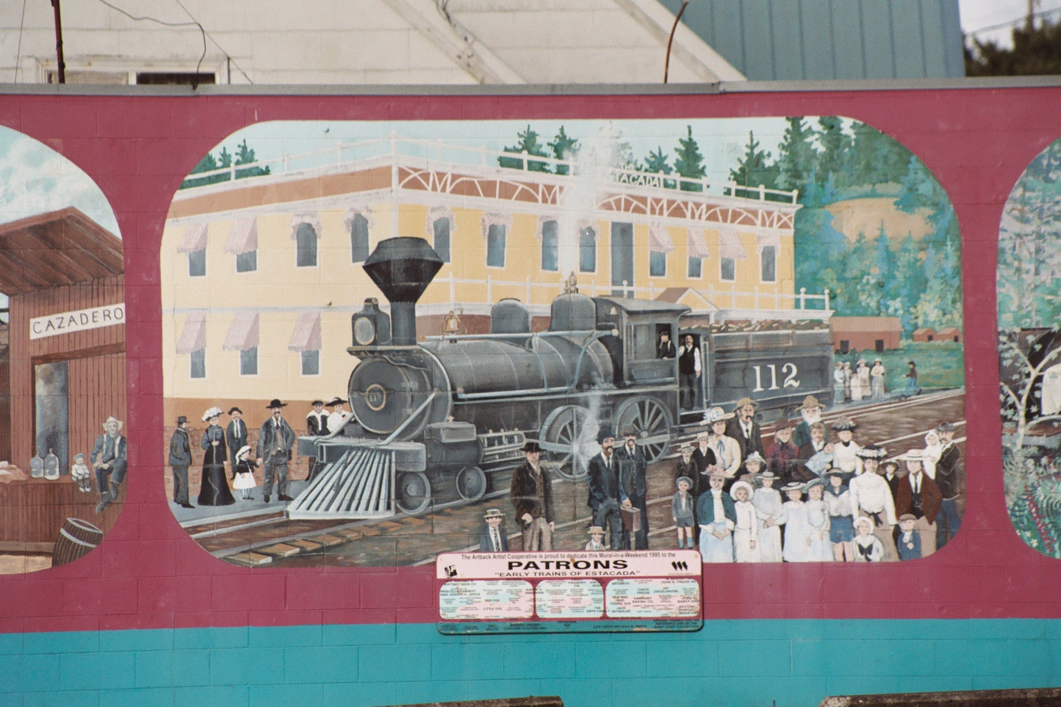 Murals of Estacada