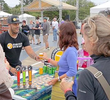 Lincoln City Chowder & Brewfest