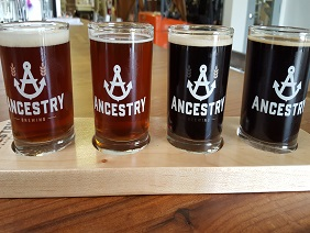 Ancestry Brewing, courtesy of the Washington County Visitors Association
