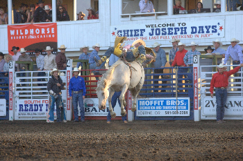 Chief Joseph Rodeo Days